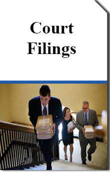 New Jersey Court Filings